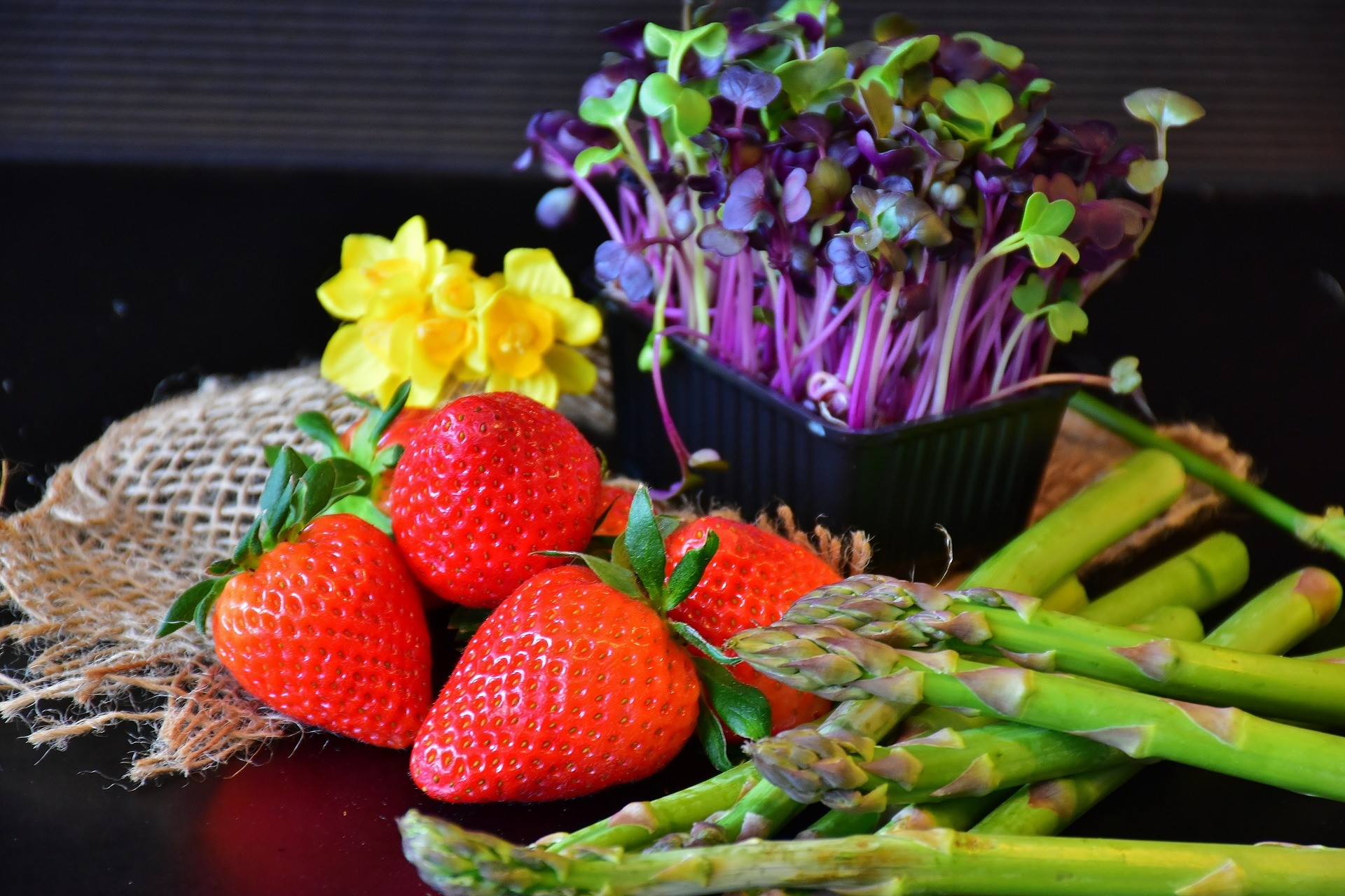 Spring Produce